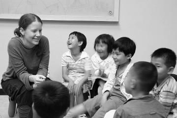Teaching English in Beijing China