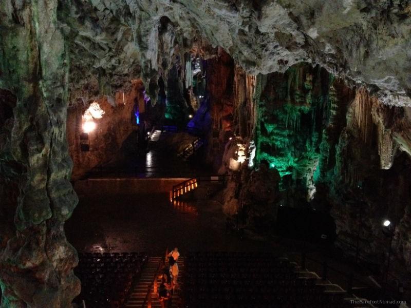 St.Michael's Cave