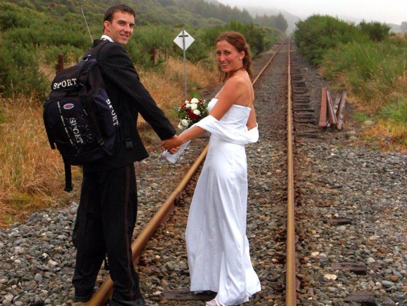 Wedding Luggage