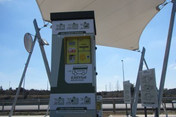 EASYToll Dispenser