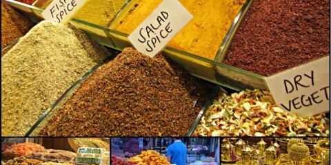 Istanbul's Spice Bazaar