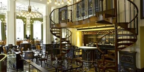The Balcon Restaurant