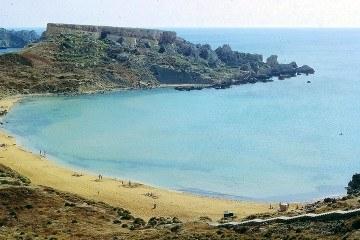The Golden Bay Malta. Photo by Brian Harrington Spier