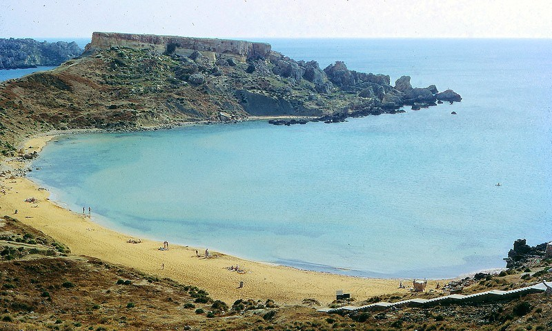 The Golden Bay Malta. Photo by Brian Harrington Spier