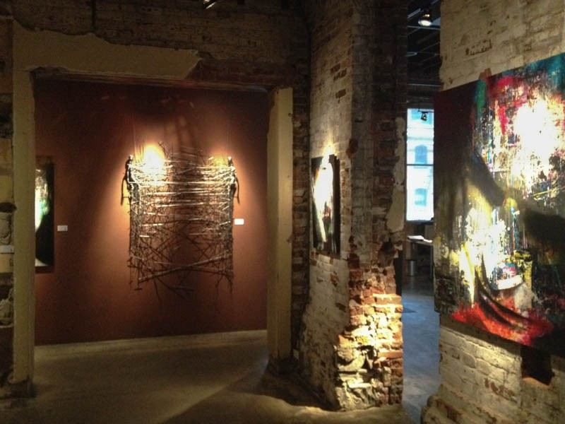 Thomas Landry Gallery in the Distillery District