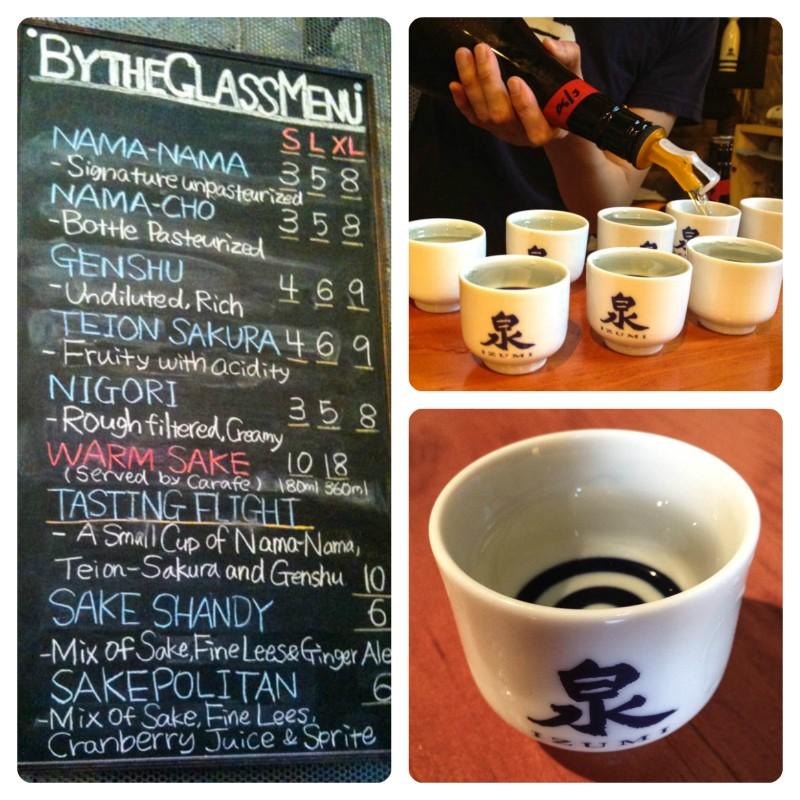 Toronto Sake at Izumi