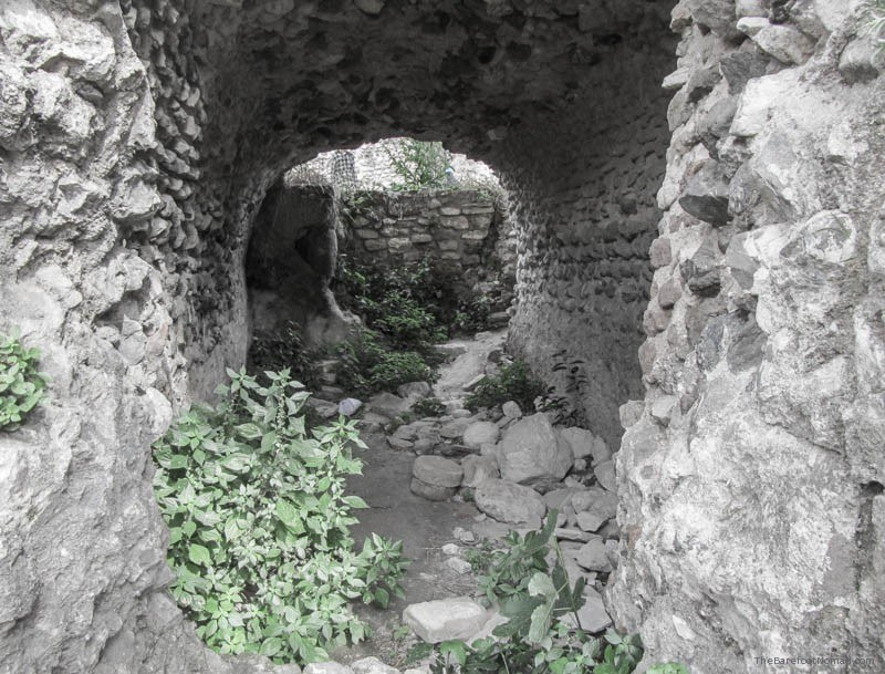 A hidden corner of the Western Excavations Kos Greece