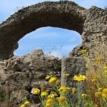 At the Western Excavations Kos Greece