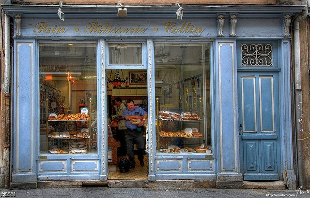 Bakery by MorBCN
