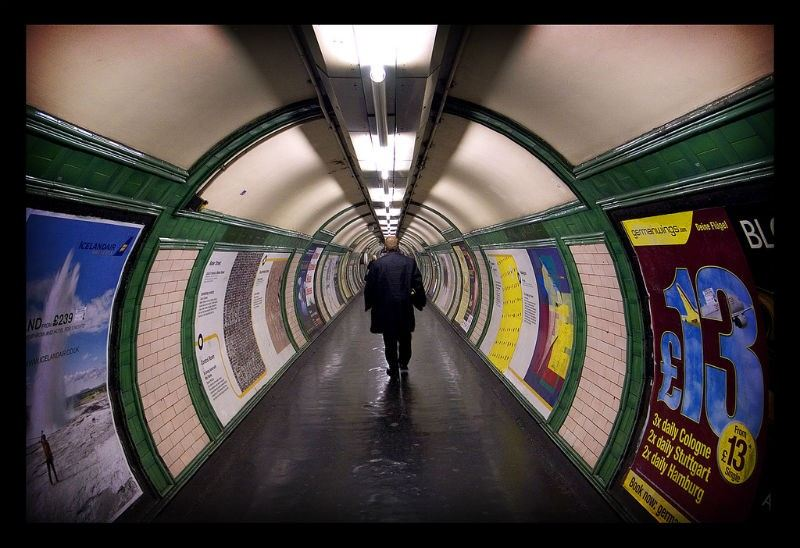 London Tube by Pedro FigueiredoLondon Tube by Pedro FigueiredoLondon Tube by Pedro Figueiredo