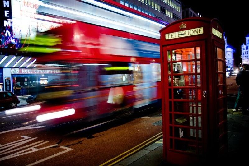 London bus by E01