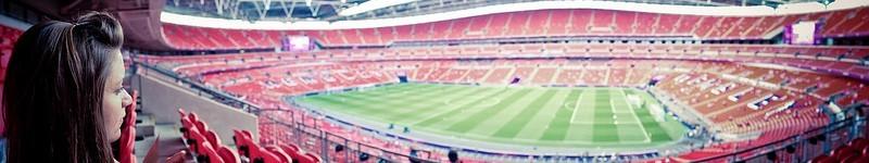 Wembley Stadium by Lee Thomas
