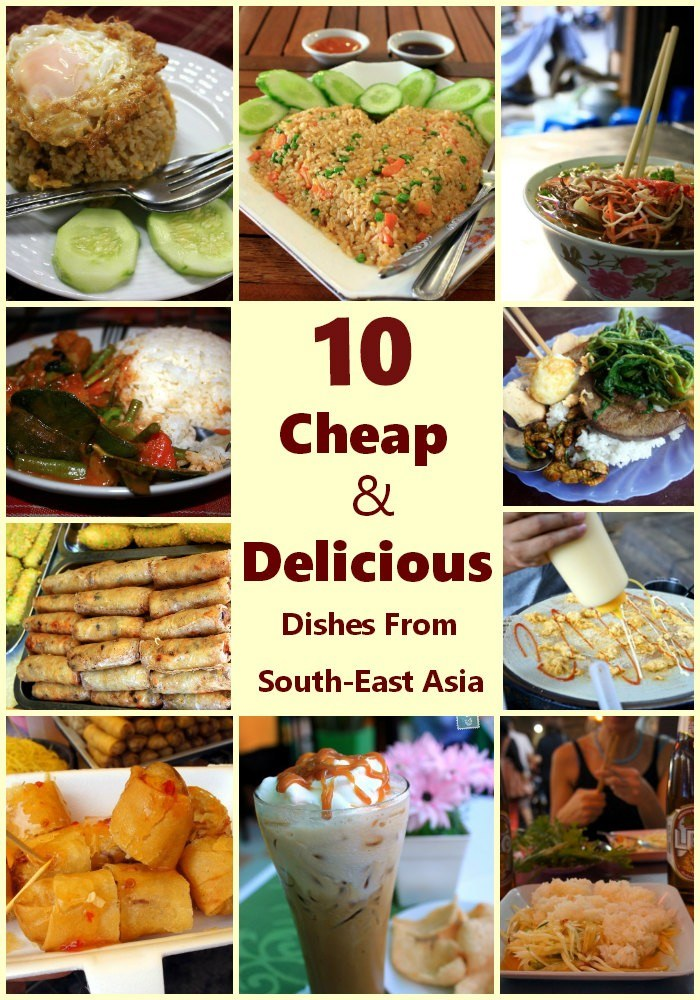 10 cheapest and most delicious southeast asian dishes for Asia oriental cuisine