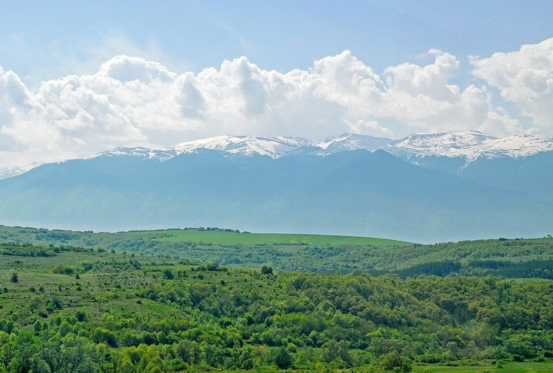 Bulgarian Countryside by Dennis Jarvis on Flickr