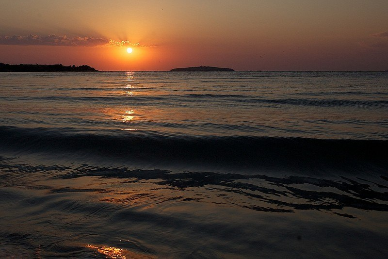 Sunset in Sozopol by Ivailo Djilianov on Flickr