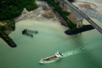 Bridge of the Americas by Nelson de Witt on Flickr