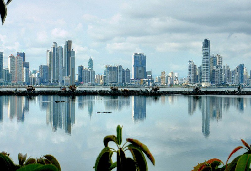 Panama City by Matthew Straubmuller