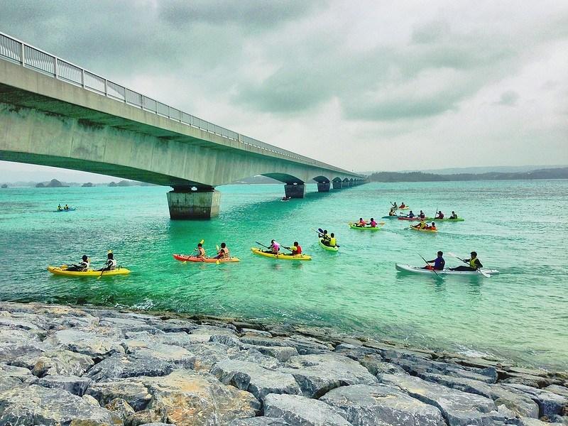 Kayaking by Yusuke Umezawa on Flickr