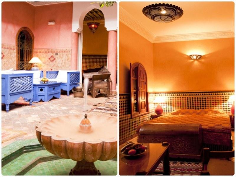 Riad Lakhdar, Marrakech