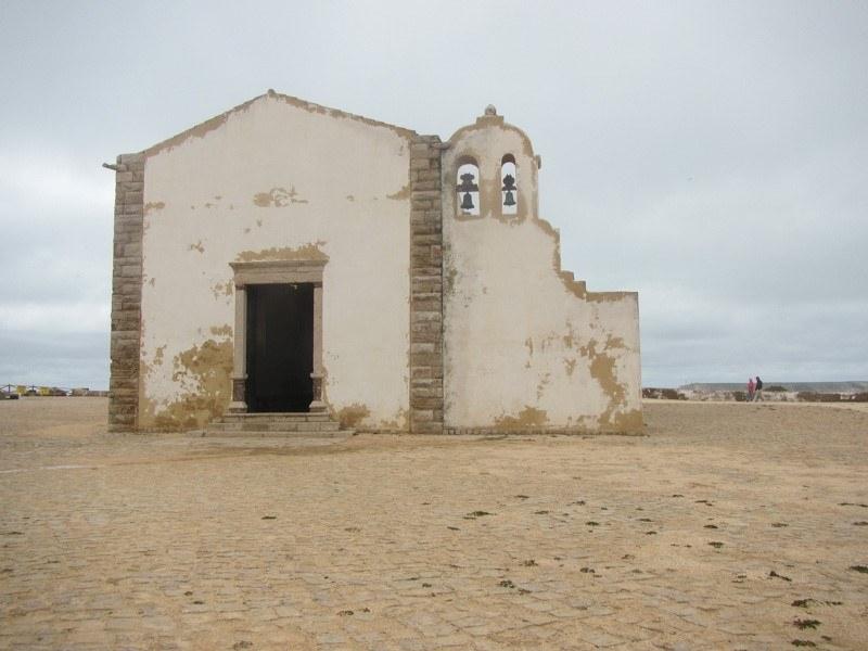 Sagres Point Chapel