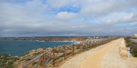 Sagres Point Pathway
