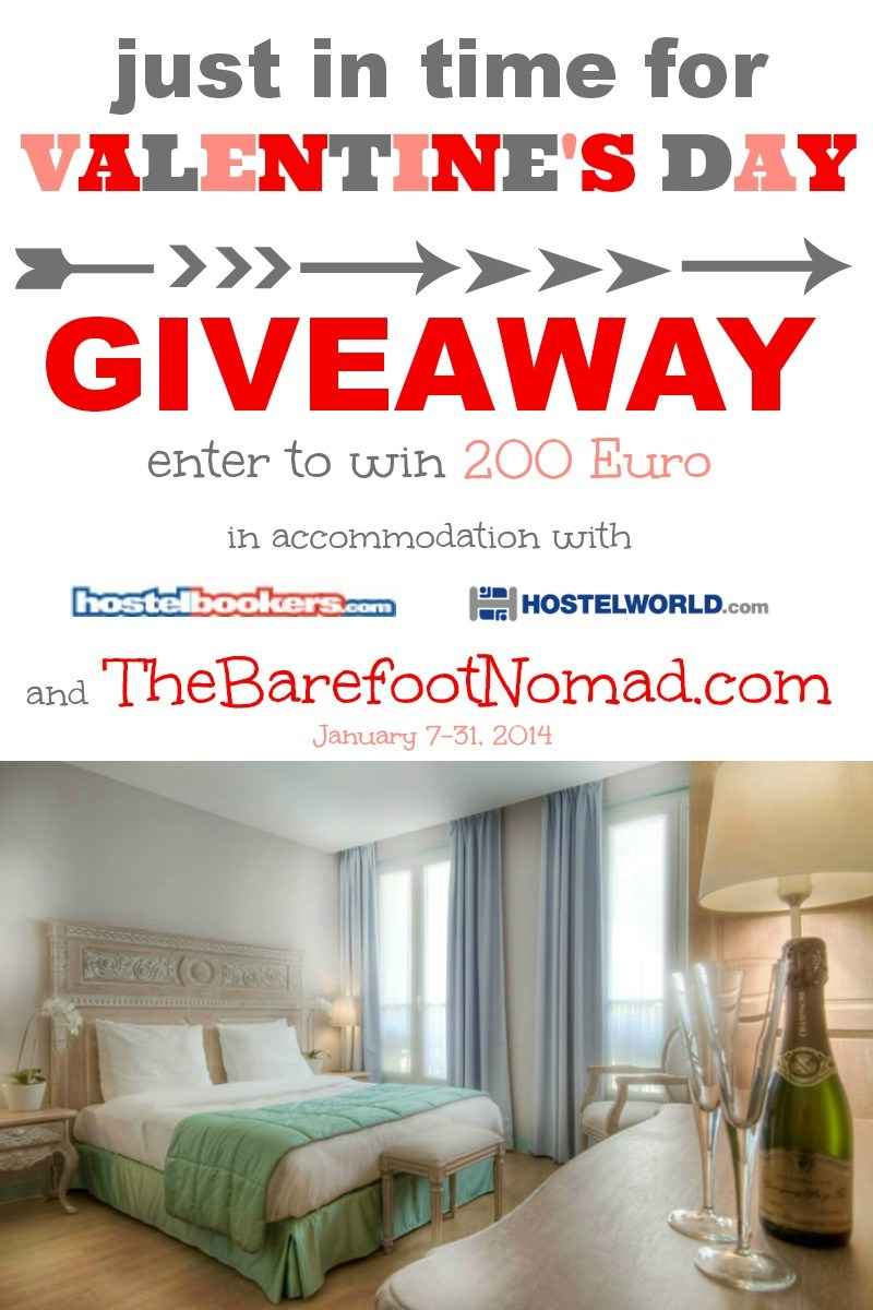 Win $200 in Accomodation with The Barefoot Nomad and HostelBookers and Hostelworld