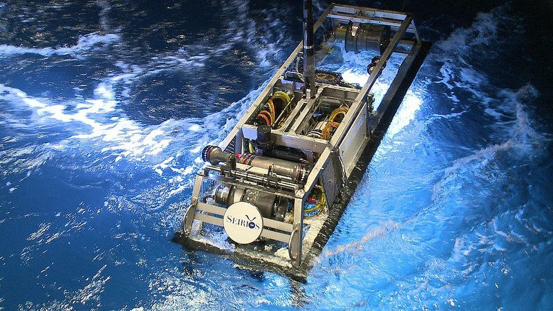 NOAA Ship Okeanos Explorer Galapagos Rift Exploration 2011 by NOAA Ocean Explorer on Flickr