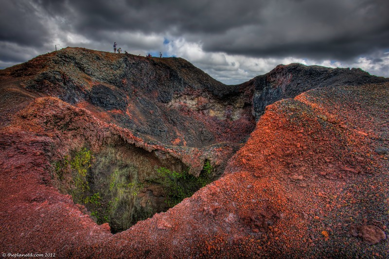 Red Landscape in the Galapagos Photo courtesy of ThePlanetD