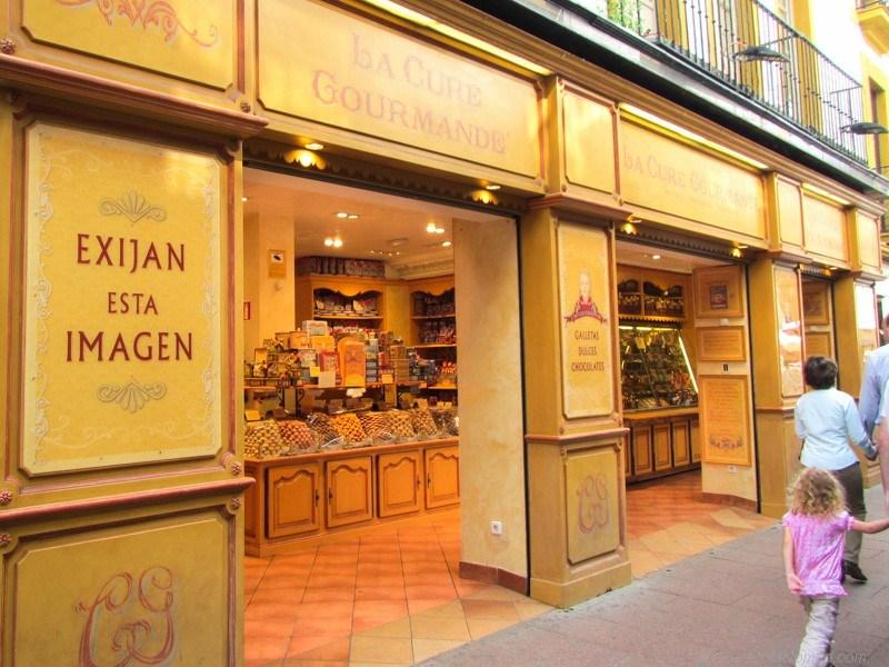La Cure Gourmand Seville