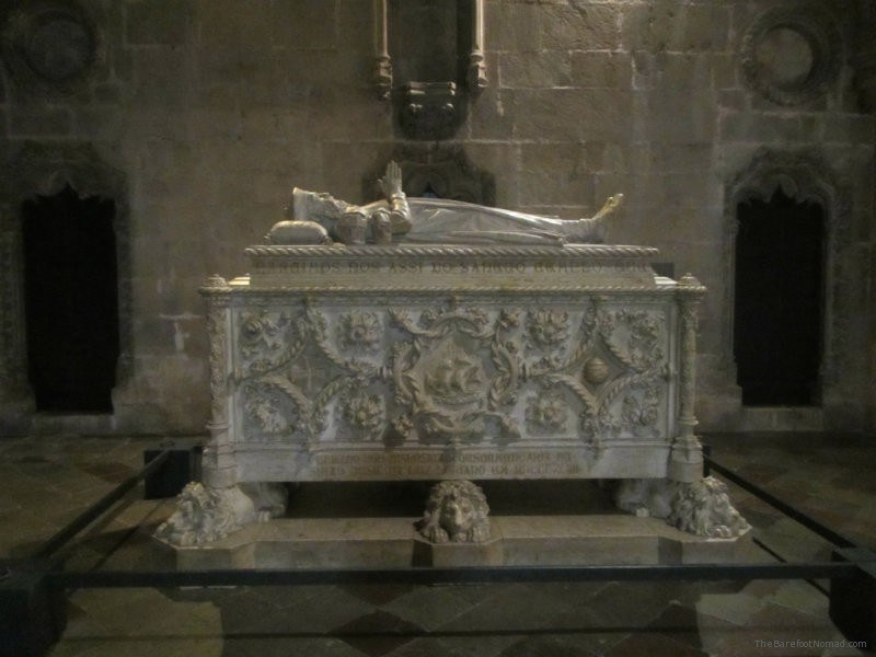 Vasco de Gama Tomb
