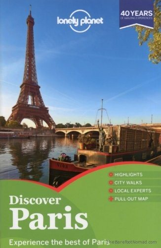 Lonely Planet Discover Paris Full Color Travel Guide