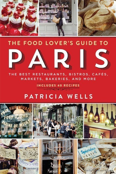 The Food Lovers Guide to Paris (Custom)
