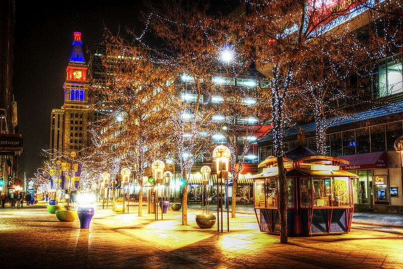 16th Street Mall by Yuya Sekiguchi on Flickr