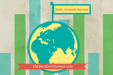 2014 Survey The Barefoot Nomad