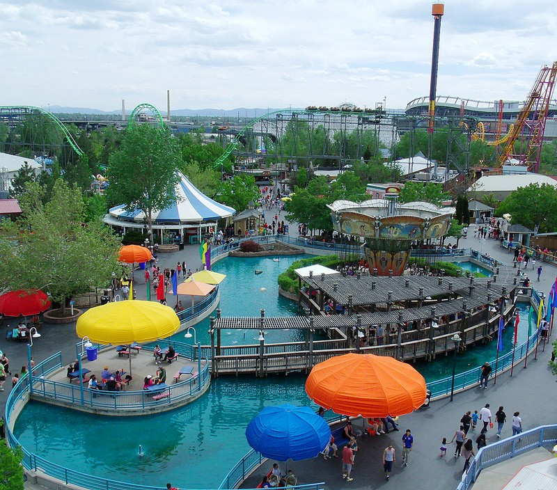 Elitch Gardens by Amy Aletheia Cahill on Flickr