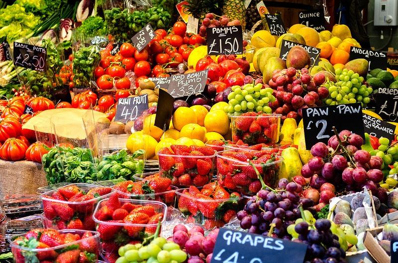 London Borough Market by Garry Knight