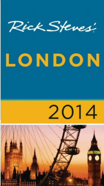 Rick Steves London 2014