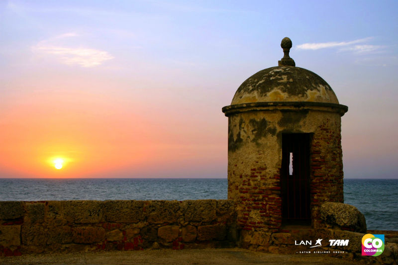 Win a Trip to Cartagena Columbia with LAN Airlines 4