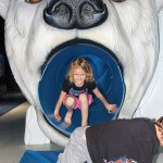 Fun in the Polar Playground Winnipeg Assiniboine Park Zoo