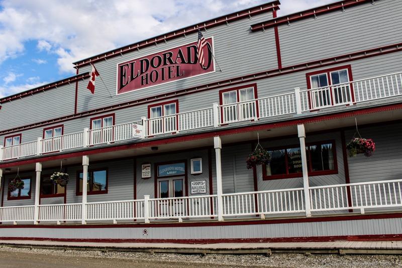 The classic Eldorado Hotel