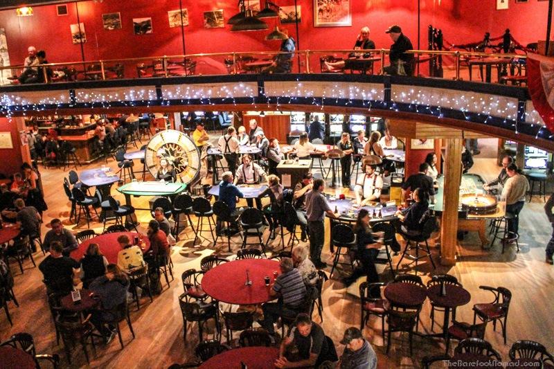 Diamond Tooth Gertie's Gambling Hall Dawson City Yukon