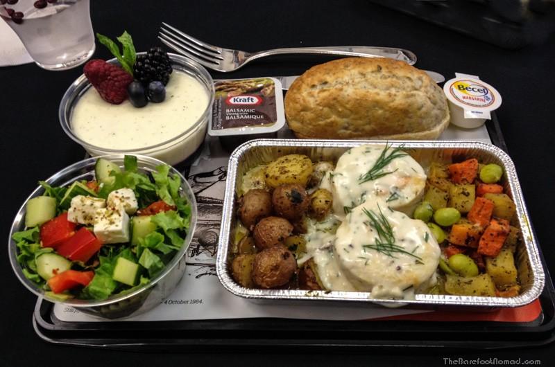 Air North Meal
