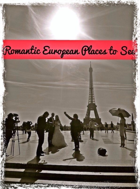 Romantic European Places to Visit