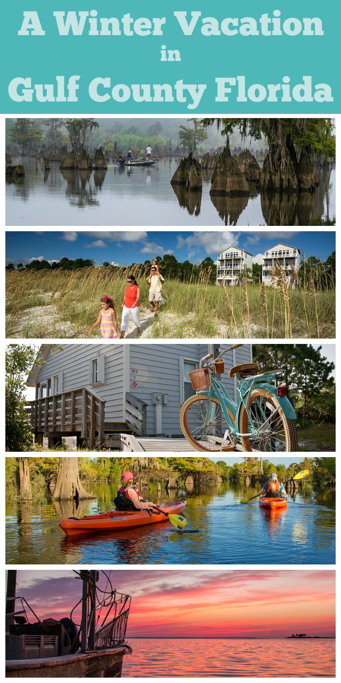 Dreaming of a Winter Vacation in Gulf County Florida