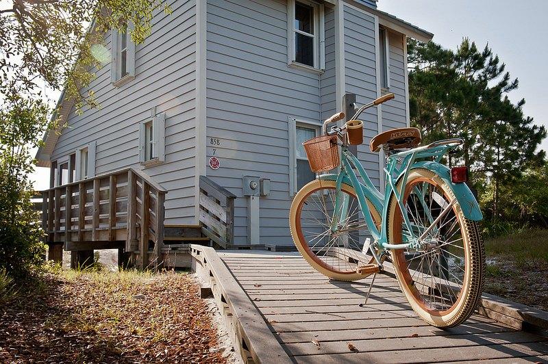 GCFL bike ride