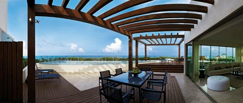 Live Aqua Cancun suite presidencial