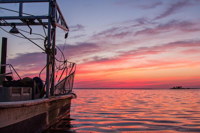 Sunset Gulf County Florida