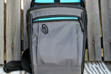 Timbuk2 Camera Bag Front open