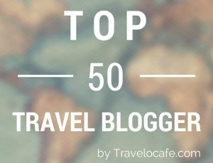 Top 50 Travel Blog Travelocafe