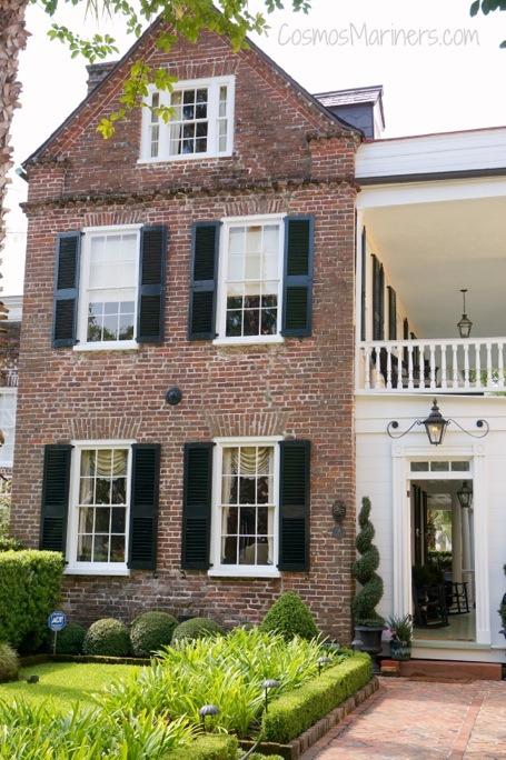 Charleston South Carolina house